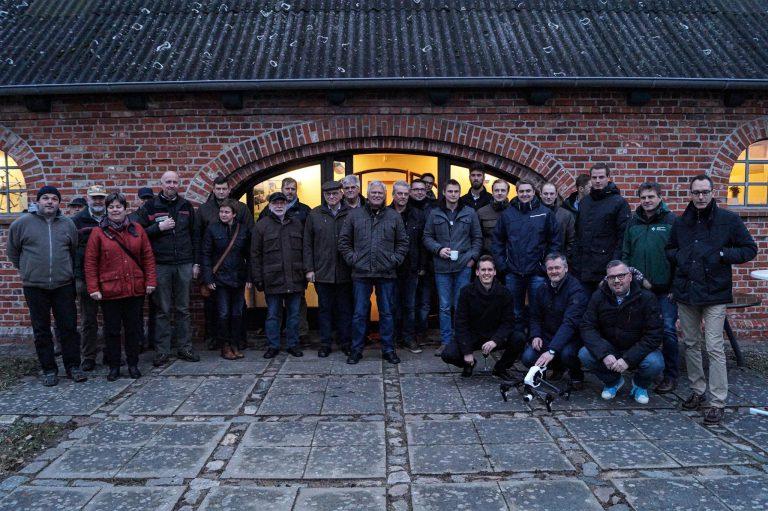Workshop Drohnen in der Land- und Forstwirtschaft Dezember 2016
