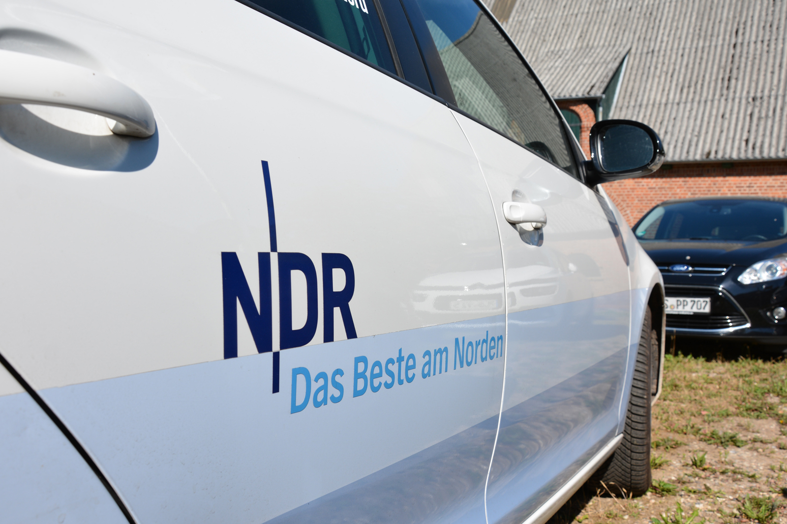 Schulung von Kamerafrauen und -männern des NDR Landesfunkhauses Kiel