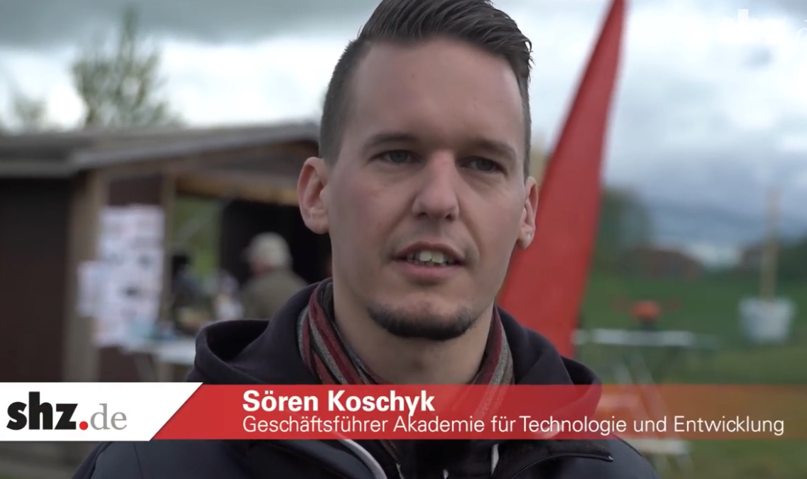 Drone Safety auf dem Drohnenfestival in Kellenhusen