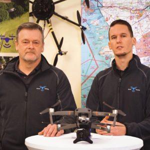 Kostenloses Webinar EU-Drohnenverordnung