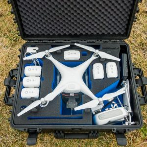 Transportkoffer für Drohnen & Wärmebildsysteme