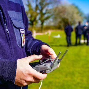 Feuerwehr Drohne – Komplettsystem